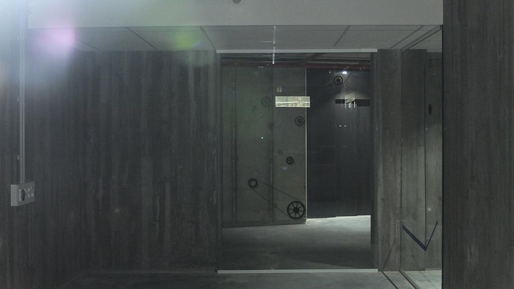 Sala de máquinas Molinera